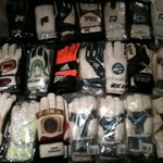 Collection of Goalkeeper Gloves