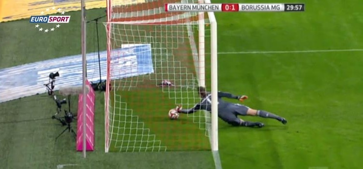 Manuel Neuer Mistake