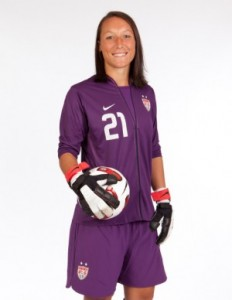 Jillian Loyden Goalkeeper
