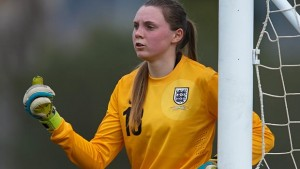 Megan Walsh England Goalkeeper