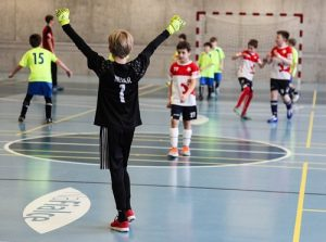 Futsal Child Neuer