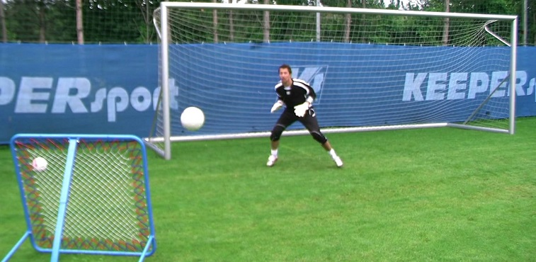 Goalkeeper Training On Your Own Keeper Portal